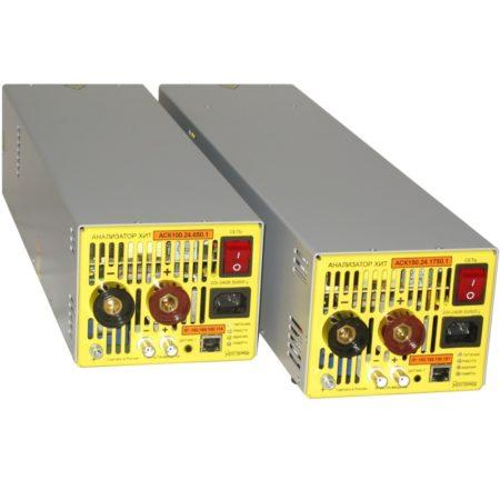 анализаторы аккумуляторов и аккумуляторных батарей АСК
